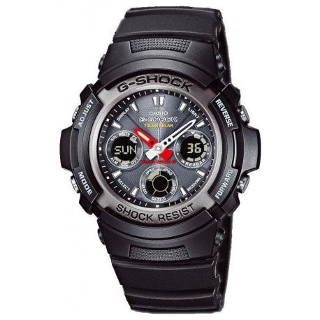 Часы CASIO G-SHOCK AWG-101-1AER