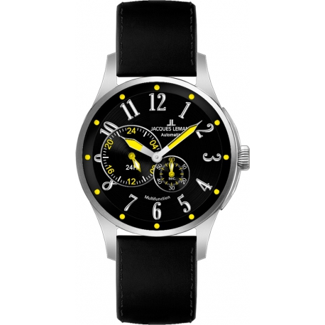 Часы JACQUES LEMANS 1-1526A