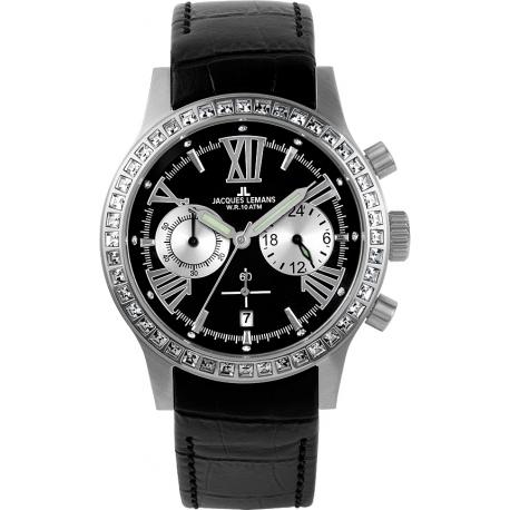 Часы JACQUES LEMANS 1-1527A