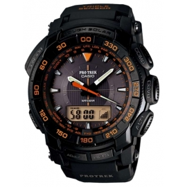 Часы CASIO PRO TREK PRG-550-1A4ER
