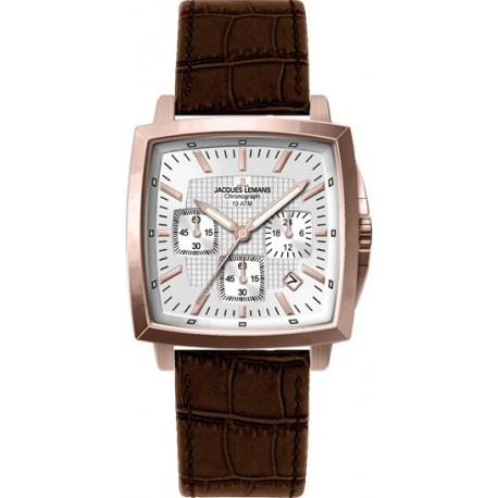 Часы JACQUES LEMANS 1-1496C