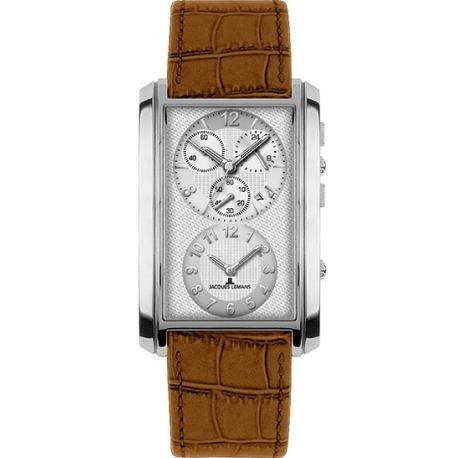 Часы JACQUES LEMANS 1-1392B