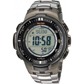 Часы CASIO PRO TREK PRW-3000T-7ER