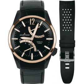 Часы JACQUES LEMANS 1-1583H (набор: коробка, ремешок, инструмент)