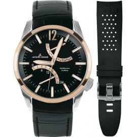 Часы JACQUES LEMANS 1-1583E (набор: коробка, ремешок, инструмент)
