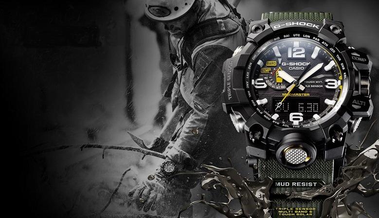 Коллекция наручных часов Casio
